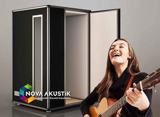 akustik gitar odası kabini fiyatları