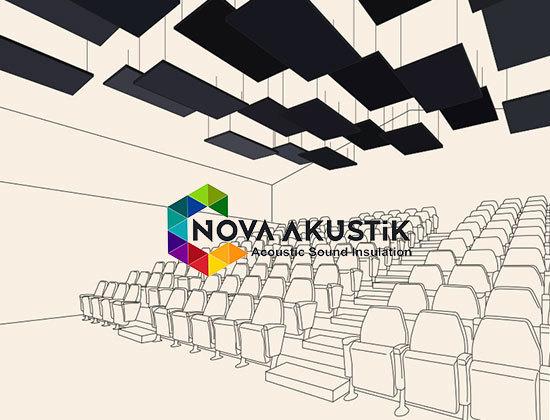 Akustik Kanopy Panel