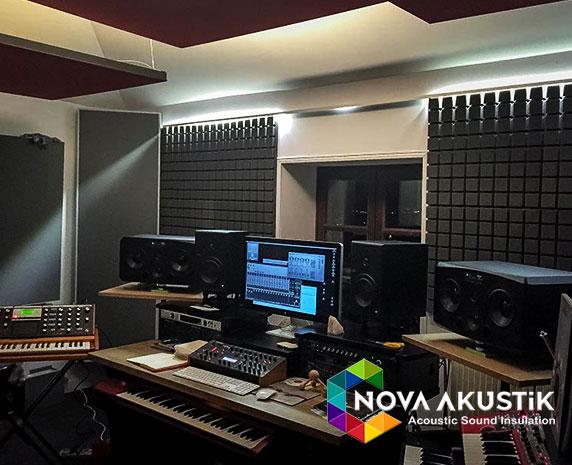 akustik stüdyo odası ses yalıtımı