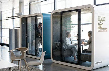 akustik toplantı odası salonu kabini fiyatları
