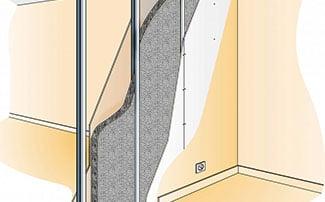 alçıpan bölme duvar ses yalıtımı ve izolasyonu