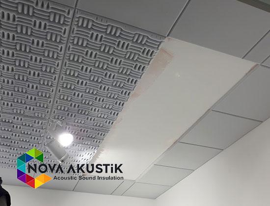 basotect melamin labirent sünger tavan ses yalıtımı
