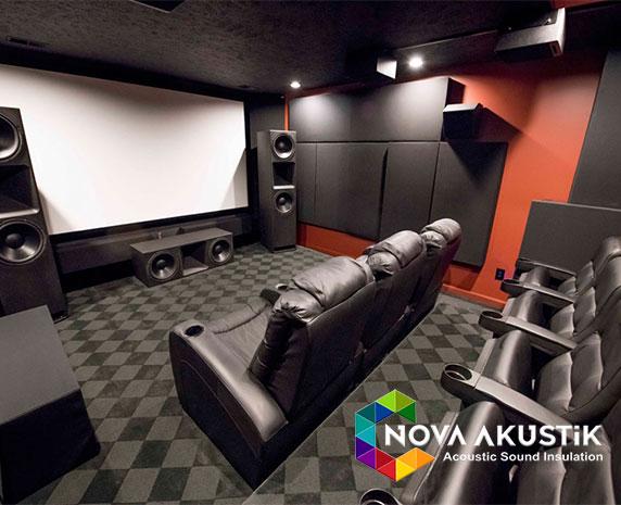 Home Cinema Ses Yalıtımı