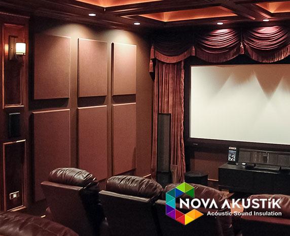 Home Cinema Sound Insulation