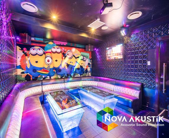 karaoke odası akustik ses izolasyonu