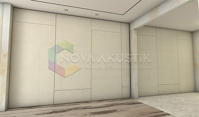 komşu duvar ses izolasyonu