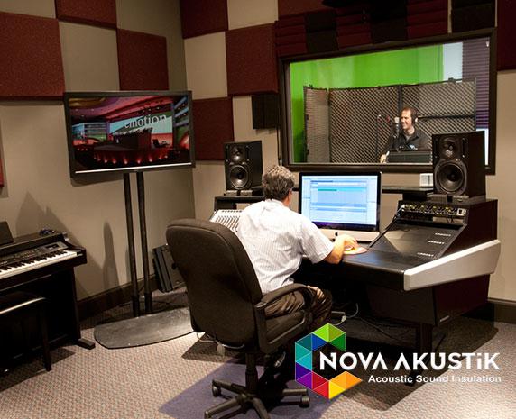 Ses Kayıt Odası Akustik Ses Yalıtım Malzemeleri