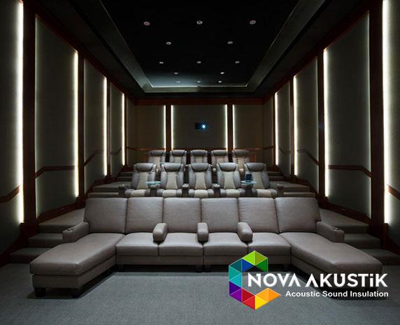 Sinema Salonu Akustik Ses İzolasyonu