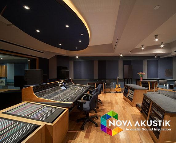 Stüdyo Ses Kayıt Odası Ses Yalıtımı