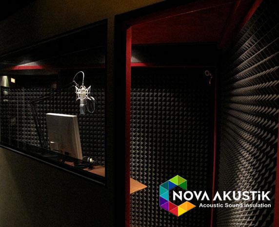 Stüdyo Ses Kayıt Odası Yalıtım Malzemeleri Fiyatı
