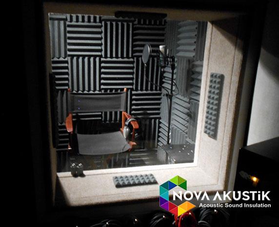 Stüdyo Ses Kayıt Odası Yalıtım Malzemeleri Fiyatları