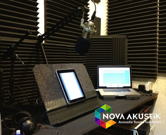 Vocal Odası Akustik Ses Yalıtımı